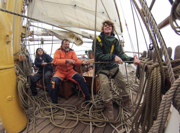 Bark EUROPA op zoek naar haagse jongeren voor oceaanoversteek