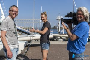 Communicatie en PR Watersport - photos North Sea Regatta 2017 - Editorial use only | Copyright Jasper van Staveren