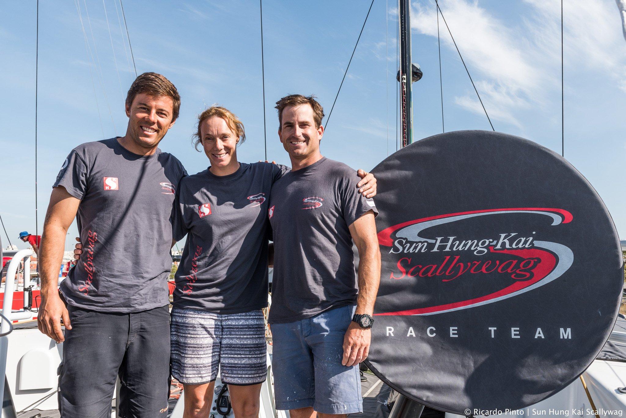 Nederlandse zeilster Annemieke Bes naar Team Scallywag