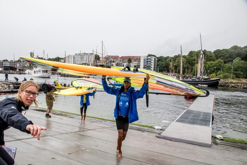 Better Connected by Hestag - Hester Ozinga - Mixed Zone Manager World Championships Sailing Aarhus 2018